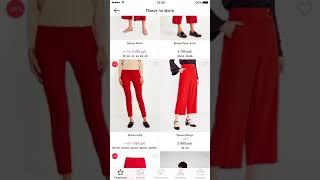 Lamoda Visual Search | Powered by Wide Eyes Technologies