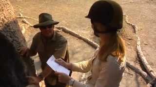 Behind the Scenes on Equitrekking Botswana