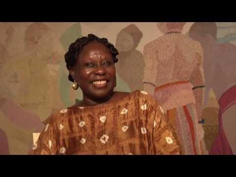 Marigold Akufo-Addo - The Black Stars of Ghana - Art District