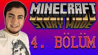 Minecraft Hikaye Modu - 4. Bölüm: Türkçe Altyazılı