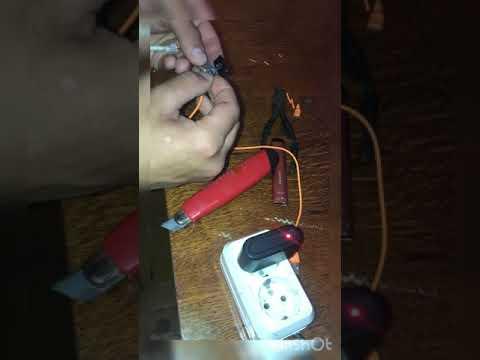 как зарядить одноразовую электронную сигарету fizzy