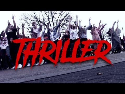 Thriller Dance 2016 - Idaho Arts Charter School