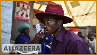 Ebola case confirmed in eastern DR Congo city of Goma