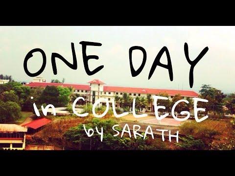 കോളേജിലെ ക്യാമറ കണ്ണുകൾ | One day in my college | MA college kothamangalam