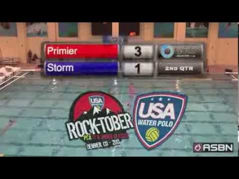 2013 Rock-tober 12U 3rd Place Match: LA Premier v. Pacific S