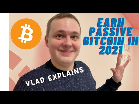 How to Earn Passive Bitcoin with LocalBitcoins' Affiliate Program? Vlad Explains…