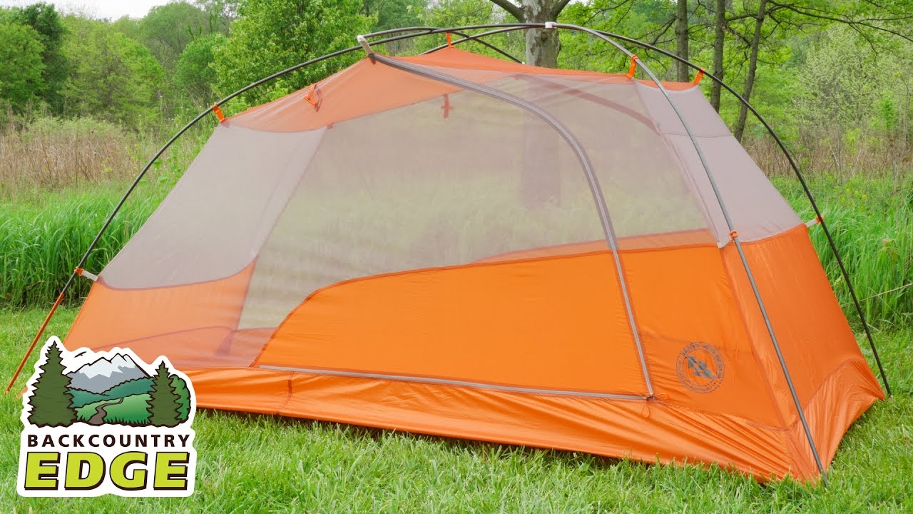 Big Agnes Copper Spur HV UL 2 Backpacking Tent - YouTube 70c789361