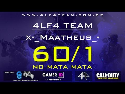 4LF4 TEAM x-Maatheus- 601 no Mata Mata