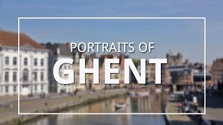 Portraits of Ghent