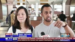 Respon Penumpang Merasakan Kemegahan Terminal 3 Ultimate