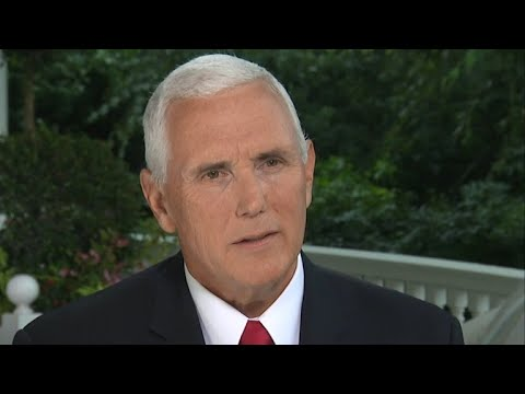 Vice President Mike Pence responds to New York Times op-ed