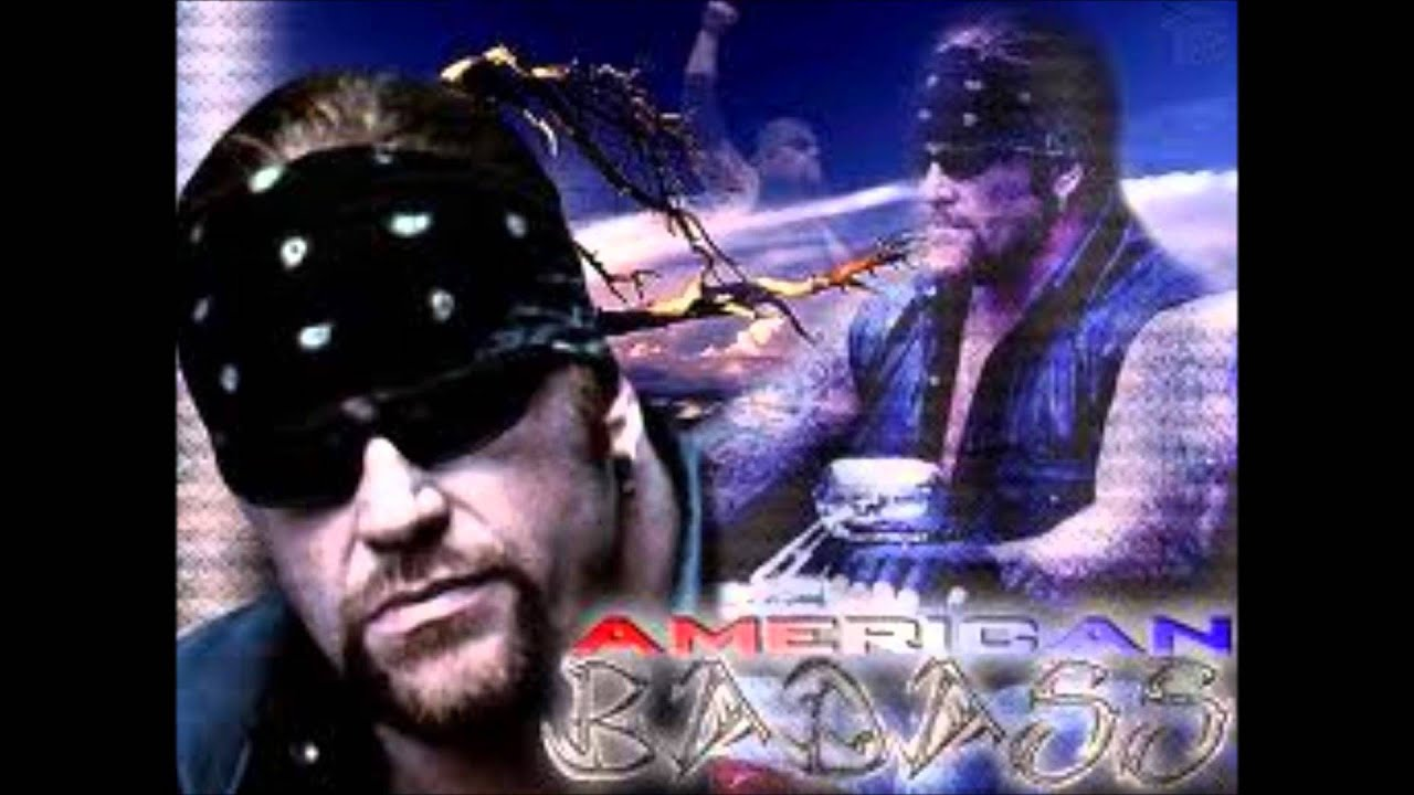 Undertaker American Bad Ass Theme