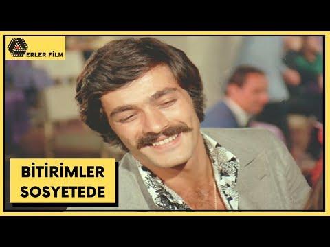 Bitirimler Sosyetede | Kadir İnanır, Kartal Tibet, Gülşen Bubikoğlu | Türk Filmi | Full HD