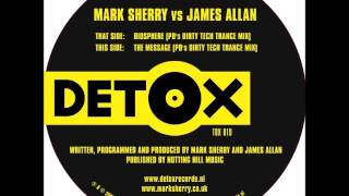 Mark Sherry vs James Allan - The Message (PD