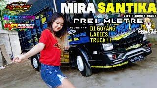 DJ MIRASANTIKA - feat JOYCE KNF by DJ RISKI IRVAN NANDA 69 PROJECT TERBARU