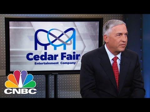 Cedar Fair CEO: Worth The Ride?   Mad Money   CNBC