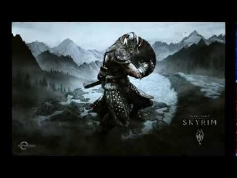 Peaceful Jeremy Soule #12 - The Elder Scrolls V: Skyrim OST - Homework Mix