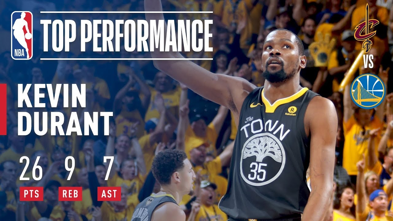 a4f62fe370a Kevin Durant Was EFFICIENT in Game 2 Victory