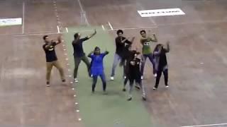 City University, Char Chokka Hoi Hoi T20 Worldcup 2014,Mirpur Indoor stadium