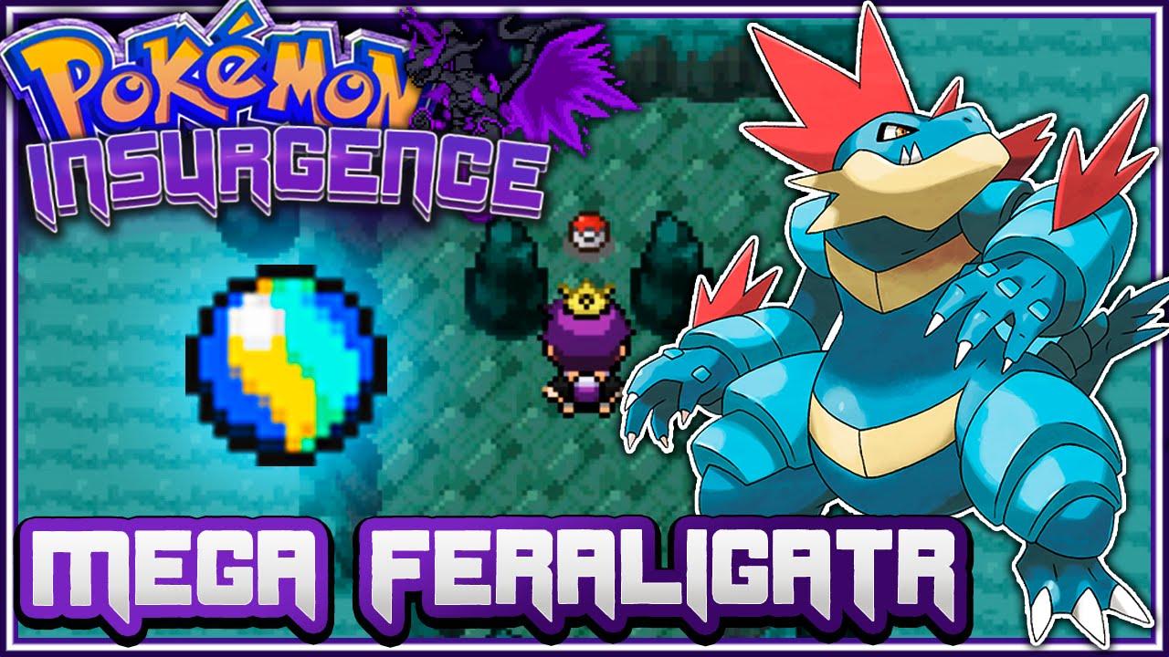 Mega Evolutions - Pokemon Insurgence