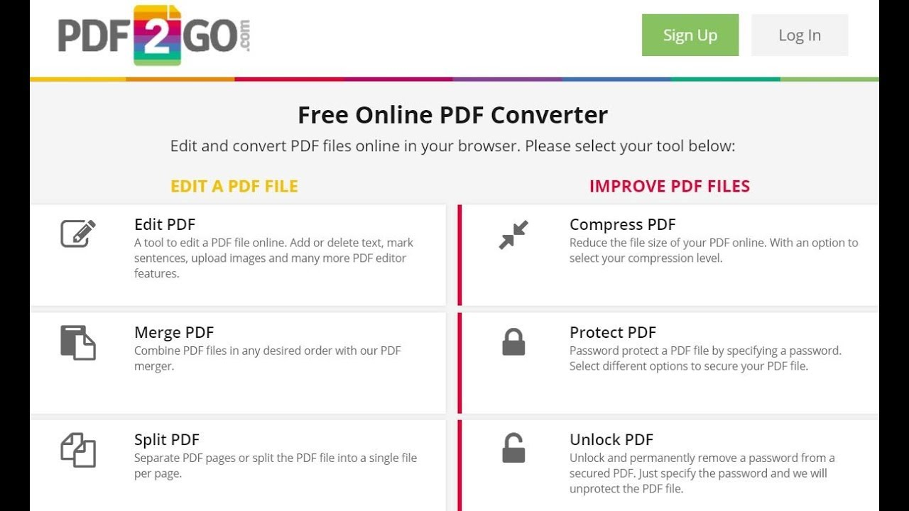 Edit Pdf Online Free Without