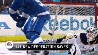 NHL 12 Gameplay-Trailer