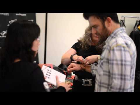 park with KEVIN WEISMAN at the 2014 GBK MTV Movie Awards Gift Lounge park@GBKpreMTV