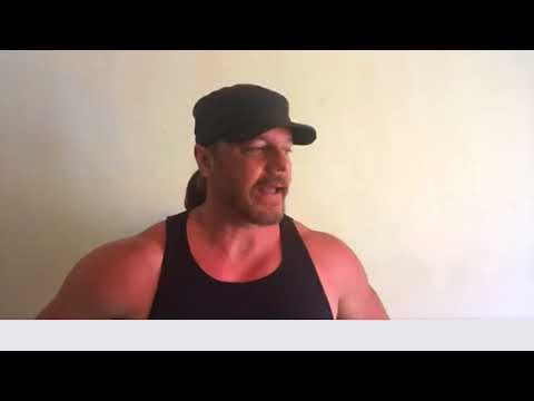 Actor and WWE Star James Preston Rogers gives CustomHappy all the love