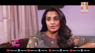 Ezra Malayalam Movie - Interview with Actress Priya Anand and Actor Sudev Nair with Ann marie Joseph