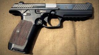 Пистолет Калашникова Новейшее Легендарное оружие России 2015