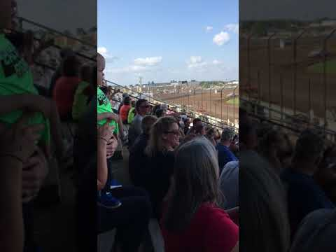 7/22/2018 Dodge County Fair Trailer Race - Cars