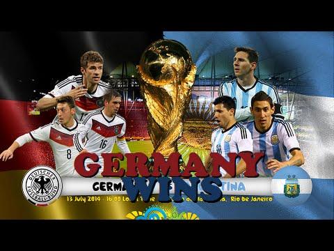 Germany Wins
