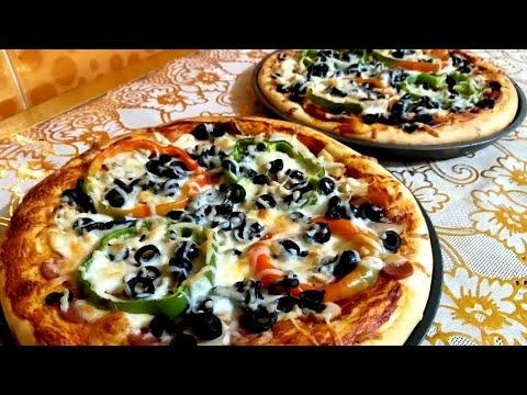 صورة  طريقة عمل البيتزا طريقة عمل البيتزا بطريقة بسيطة طريقة عمل البيتزا من يوتيوب