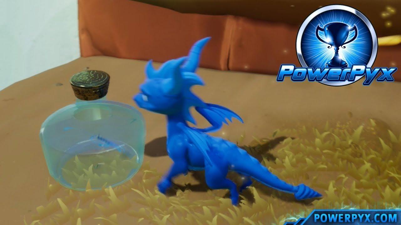Spyro il drago Spyro tubbz ANATRA DA COLLEZIONE