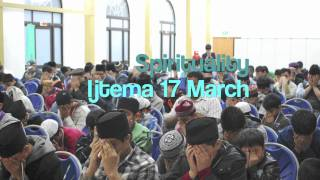 Tahir Region - Regional Ijtema 2012 Promo