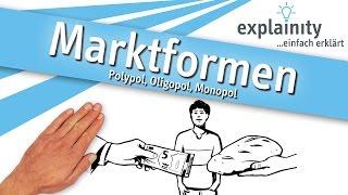 Types of market easy explainined (explainity®)