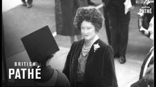 Queen Mother Visits Imperial College   (1965)