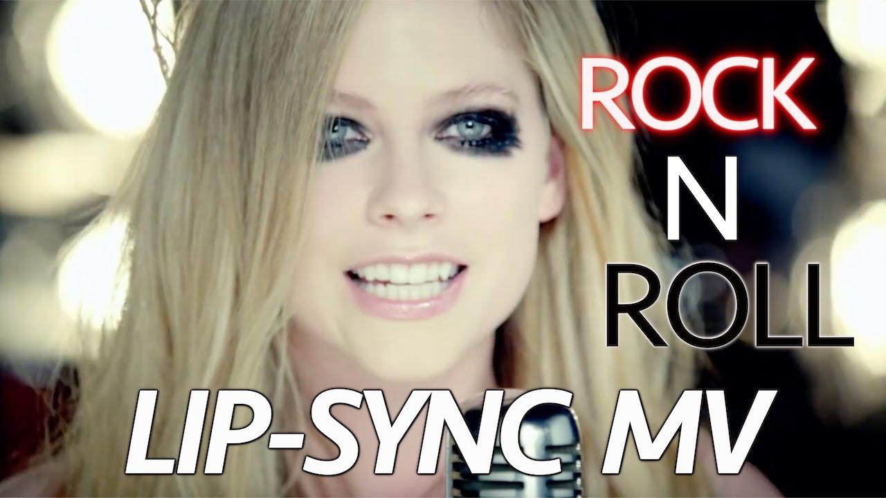 Download (Lip-sync MV) Avril Lavigne - Rock N Roll