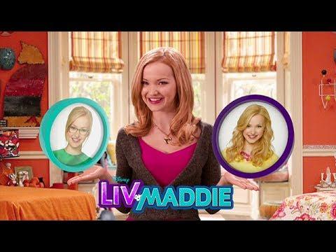 Liv & Maddie : le Quizz ! - Vidéo interactive
