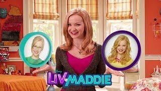 """Participe à notre nouveau jeu interactif, le """"Liv & Maddie : le Qui..."""