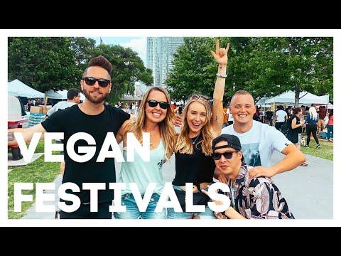 VEGAN FOOD FESTS In TORONTO! | Zoey's Diary 46
