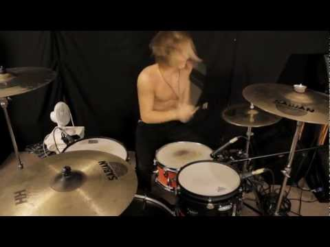 Dylan Wood - Avicii - Levels (Skrillex Remix) Drum Cover