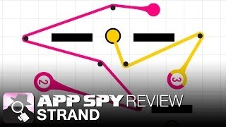 Strand iOS iPhone Gameplay Review - AppSpy.com