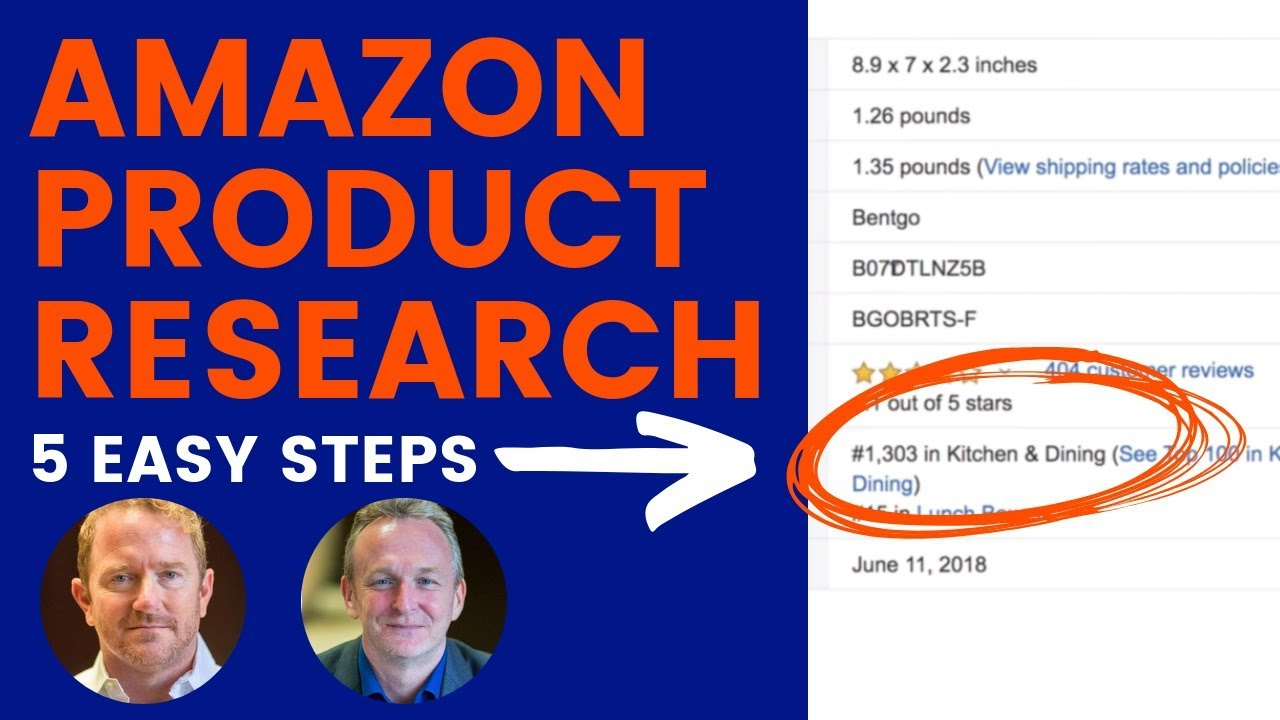 how to find products for amazon fba