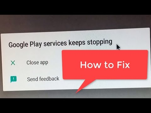 Fix google play service keeps stopping on raspberry pi RTandroid 7.1.1