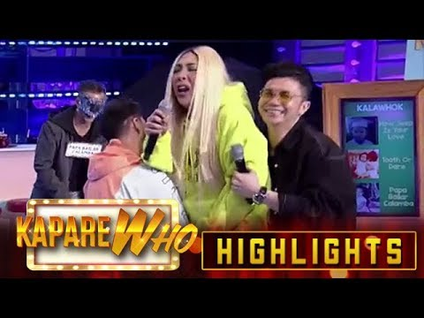 Billy and Vhong mess with Vice Ganda   It's Showtime KapareWho