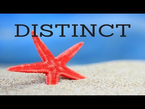 Distinct - Episode 3 - Breaking Bad Habits