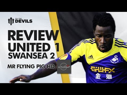 Ridiculous! | Manchester United 1-2 Swansea City - FA Cup | REVIEW