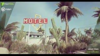 Desert Town - Unreal Engine
