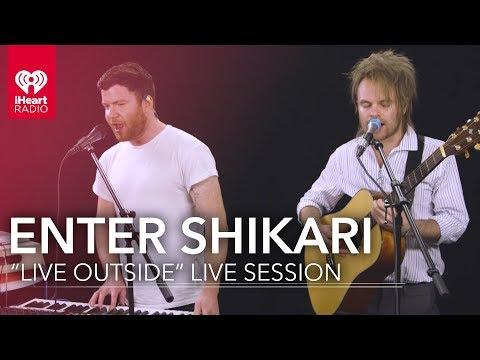 "Enter Shikari ""Live Outside"" | iHeartRadio Live Sessions"